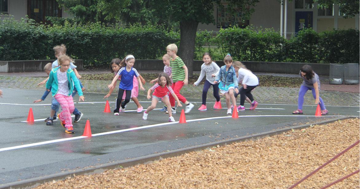 Ob Schulen oder Krippen - alle Kindereinrichtungen können einen Trainingstermin vereinbaren. Foto: Gaßner
