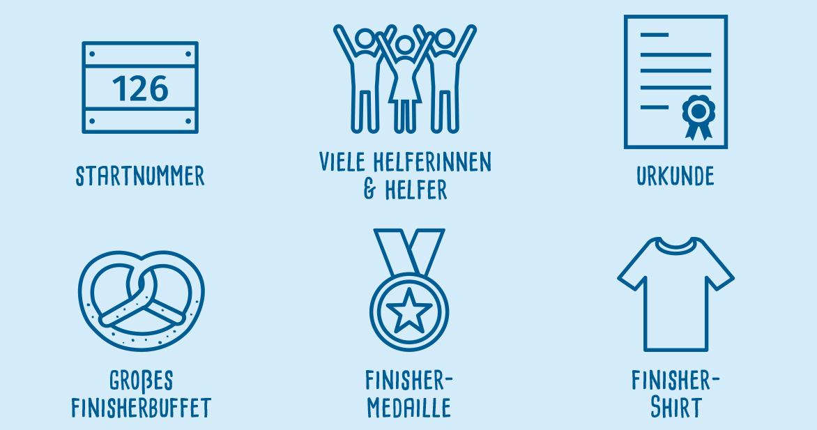 Hier gibt es alle wichtigten Infos zum Pillenstein KIDS&TEENSmarathon auf einen Blick.
