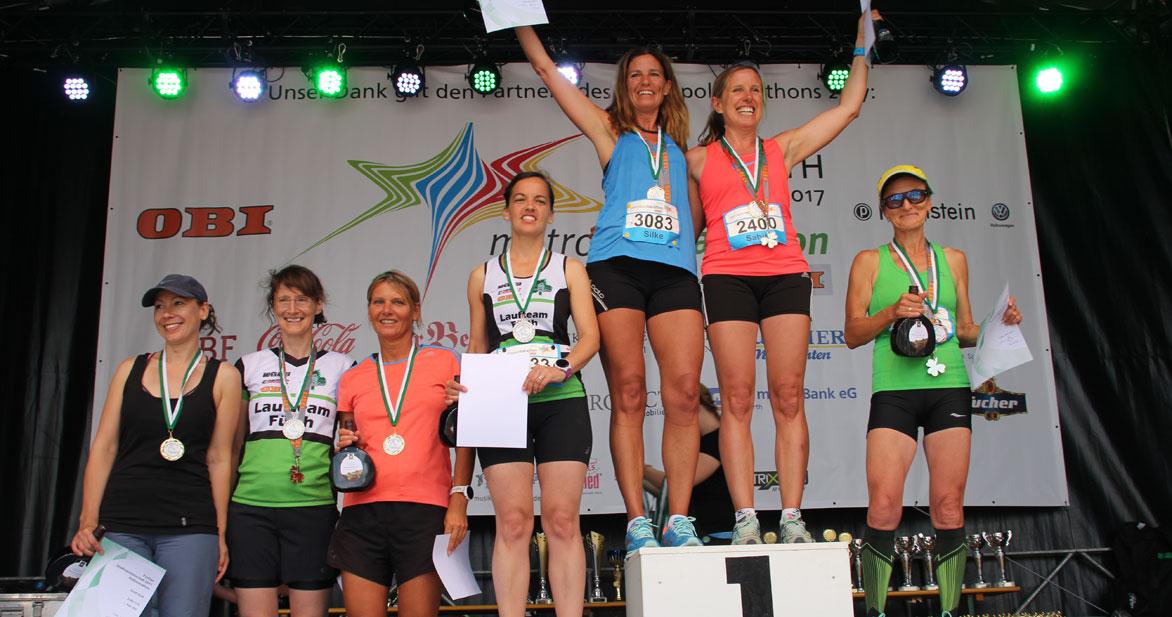 Die Stadtmeisterschaften werden in den Disziplinen Marathon, Dreiviertelmarathon, Halbmarathon und Volkslauf ausgetragen. Foto: Gaßner